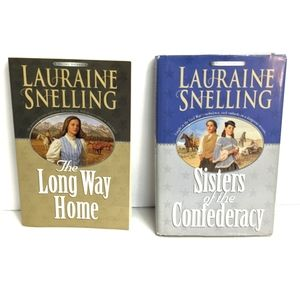 Lauraine Snelling Two Book Bundle